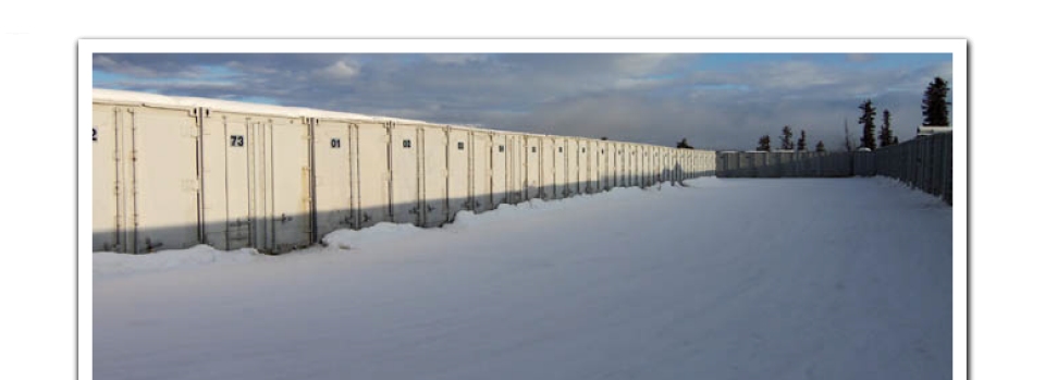 Containers | Low Cost Mini Storage: Convenient Storage Facilities in Whitehorse