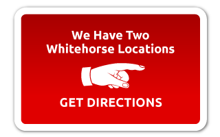 We have two Whitehorse Locations: Get directions
